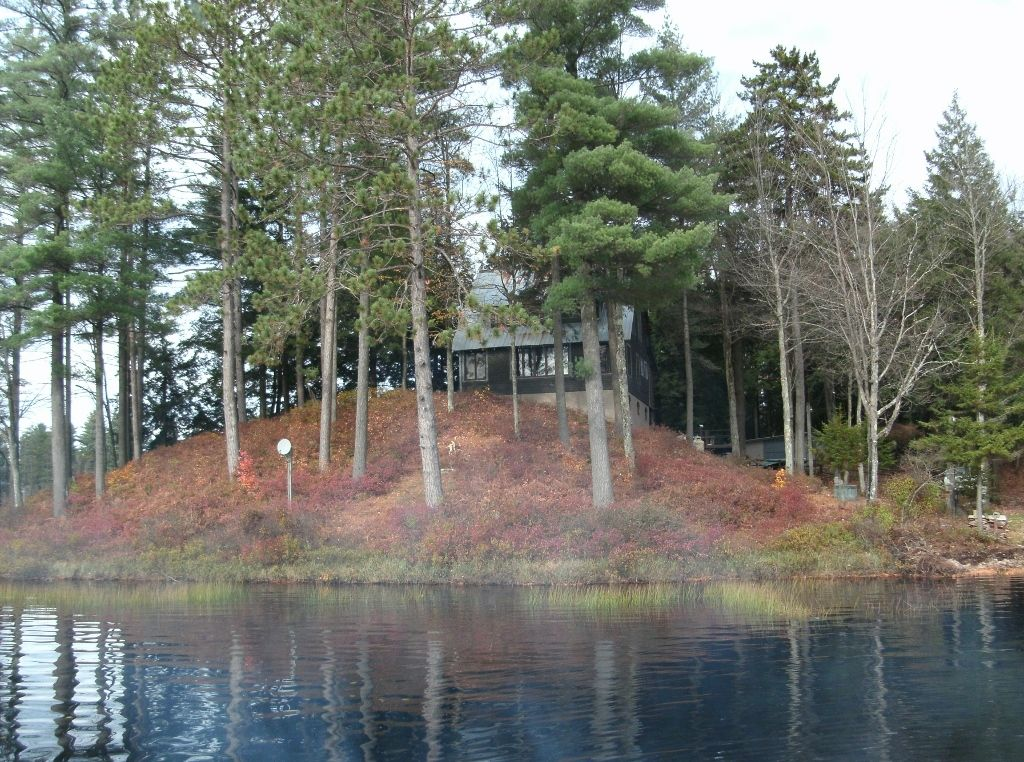 Long Pond Rustic Home Surrounded By Water Homeaway