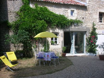 Royan area cottage rental - Emma 's Cottage