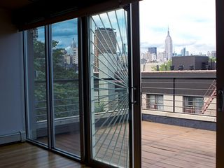 East Village apartment photo - Spectacular terrace with fantastic city views!!!!!!!