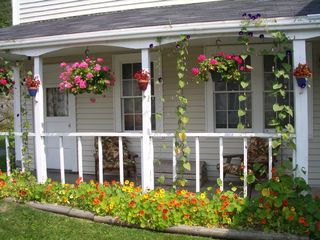 East Machias house photo - Farmers Porch