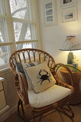 Milford house photo - Sunroom reading nook