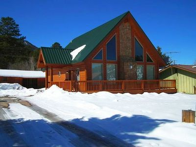 Cabins vacation rentals by owner south fork colorado for Cabine colorado vrbo