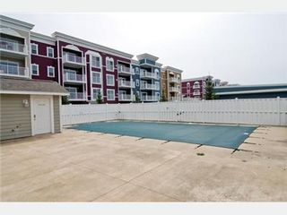 New Buffalo condo photo - Assoc Heated Pool