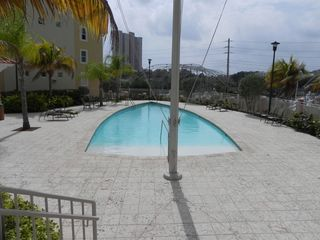 Fajardo apartment photo - boat shape pool