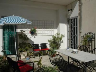 House with garden, walking distance from the Greek Theatre and the Archeological Park