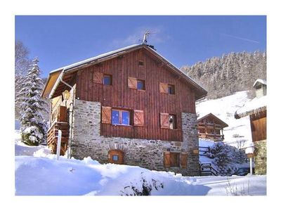 Holiday house 229967, Les Allues, Rhone-Alpes