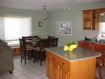 Charlottetown house rental - Kitchen