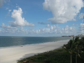 Seawinds condo photo - A peaceful, beautiful Marco morning on the balcony