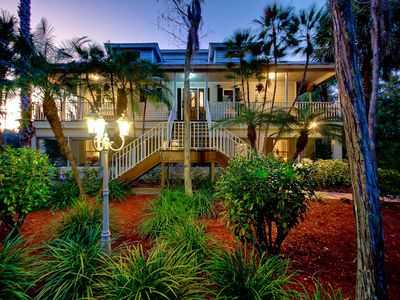 Key West Style, two story home