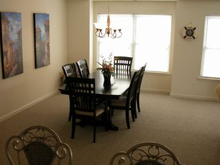Wildwood condo photo - The dining area
