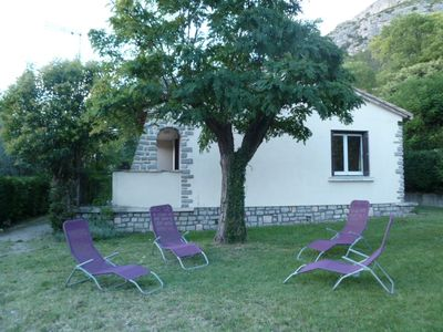 detached villa in Anduze