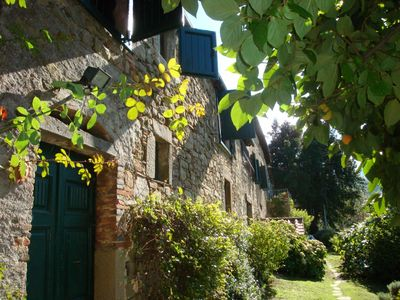 Bagni di Lucca villa rental - Welcome to Le Mura Villa Tuscany magical holiday rental