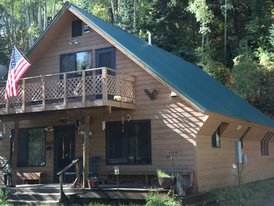Photo for 2BR Cabin Vacation Rental in Meredith, Colorado