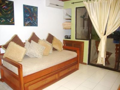 Apartment in Cartagena with Balcony with Sea View, Pool (CTG50A)