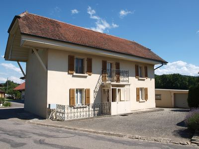 Independent village house about 130 m2 on 2 levels