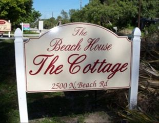 Manasota Key house photo - The Cottage