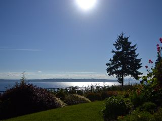 Bainbridge Island house photo - shining seas