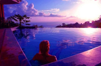 The Exquisite Fresh Water Infinity Pool