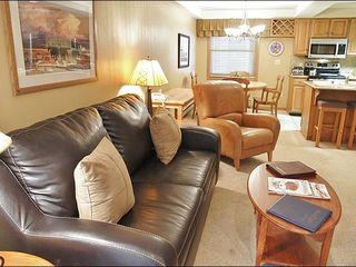 Steamboat Springs condo photo - Queen Sleeper Sofa, new in 2012