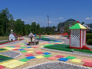 Williamsburg condo photo - Children's Play Area at the Greensprings Vacation Resort