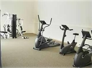 Silverthorne condo photo - Clubhouse workout room with separate racquet ball court.
