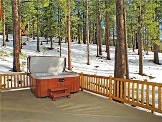 Montgomery Estates house photo - Hot Tub Under the Pines