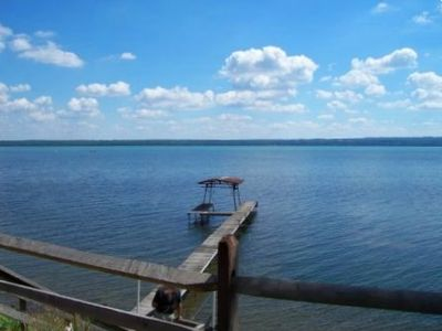 Your Million $ view awaits! One of the widest points of the lake - approx 3mi.