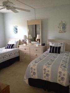 Sanibel Island condo rental - Guest Bedroom