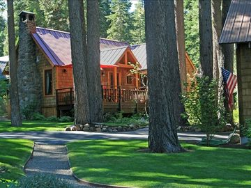 Tahoe City cabin rental - Camp Cedar Crest