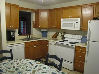 Dillsboro cabin photo - Kitchen with all amenities