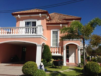 Beautiful Rental Home In Sub-division Next To Ayala Alabang & Portofino Heights