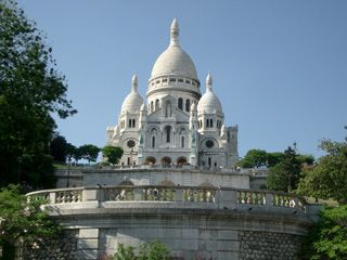 18th Arrondissement Montmartre apartment photo - Sacre-Coeur basilica