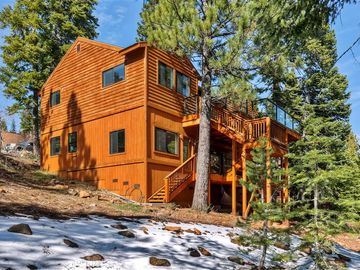 Donner Lake house rental - Let this expansive Truckee vacation rental house serve as your home base for your next Tahoe area adventure!