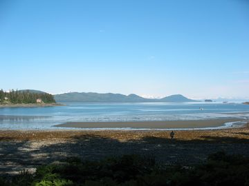 Lena Beach Recreation Area -- a great place for a picnic!
