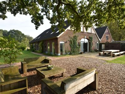 Attractive holiday home for groups in the Achterhoek
