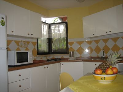 Bouganville kitchen