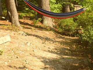 Moultonborough house photo - Even Have A Hammock For Your Siesta.