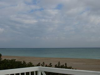 Hutchinson Island townhome photo - View to north east from master bedroom balcony
