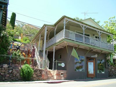 Historic Jerome, Arizona  Gem • The Kelly House
