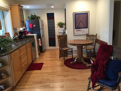 Newly remodeled garden in-law apartment in Sunset with ample parking