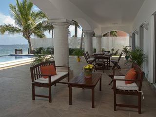 Cancun house photo - .Terrace