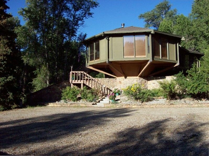 Treehouse Hot Springs Vacation Rental Home Vrbo