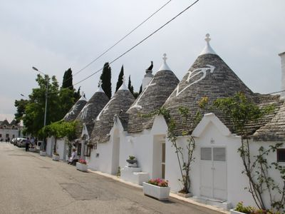 Alberobello (World Heritage Site)