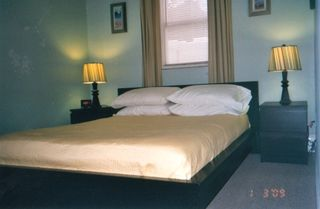 SPACIOUS & RESTFUL QUEEN MASTER BEDROOM - Provincetown condo vacation rental photo