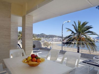 Puerto Pollensa Central apartment rental