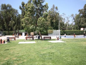 Kids Park and Playground Adjacent