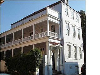 Charleston condo photo - The Bell House was built in 1830