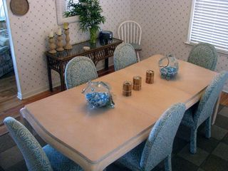 Isle of Palms house photo - Dining room on 2nd floor-plus extra dining in adjacent room
