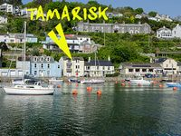 Tamarisk - delightful home on the waters edge