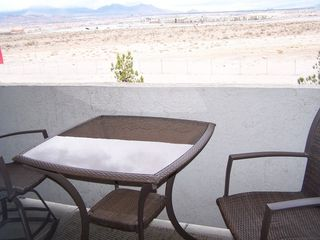 Las Vegas condo photo - Private Balcony